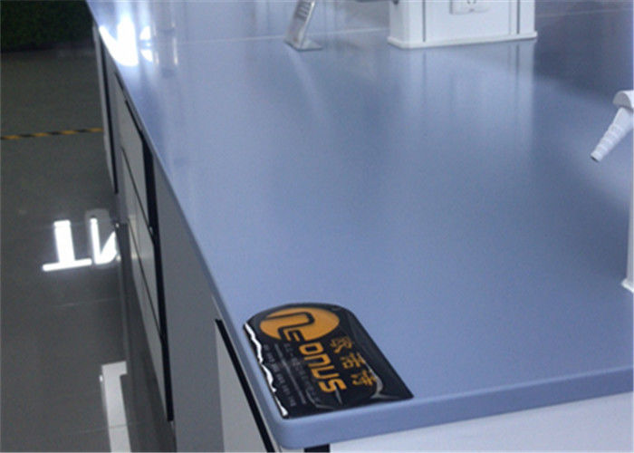 Epoxy Resin Material Countertop With Matt Surface For Lab Bench